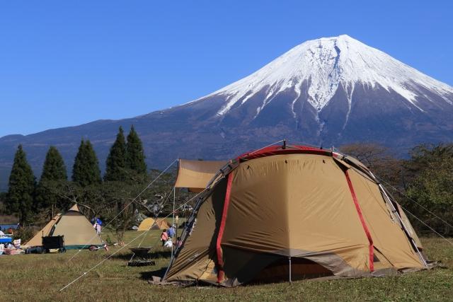 東海地方のおすすめキャンプ場ランキング!人気のキャンプ場は?