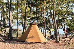 四国のおすすめキャンプ場ランキング!人気のキャンプ場はどこ?