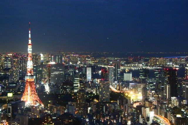 東京のおすすめ観光スポットランキングTOP10!人気の観光名所は?